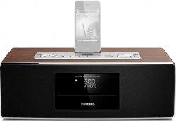 Philips-DCM850 – Micro-Kompaktanlage für 98,99 € (132,59 € Idealo) @Pixmania