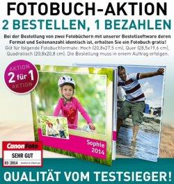 @photodose.de – Aktion 2 für 1 jedes 2. Fotobuch kostenlos !
