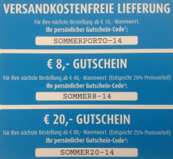 Pixum Sommerangebot: neue Gutscheine – Versandkostenfrei ab 10€, 8€ ab 40€, 20€ ab 80€ Warenwert @pixum.de