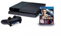 PlayStation 4 Konsole + Fifa 14 für 399 € ( 442,68 € Idealo) @Amazon