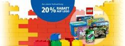 Real Gutscheine zb. 20% Rabatt auf LEGO