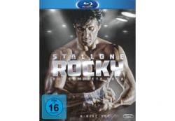 Rocky – The Complete Saga Action auf DVD für 16,99€ oder Blu – Ray 19,99€@ Saturn