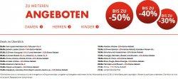 SALE mit bis zu 70% Rabatt bei engelhorn e-Shop