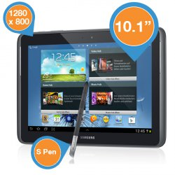 Samsung Galaxy Note 10.1 16GB Android Tablet für 249,95 € zzgl. 5,95 € Versand (319,00 € Idealo) @iBOOD Extra