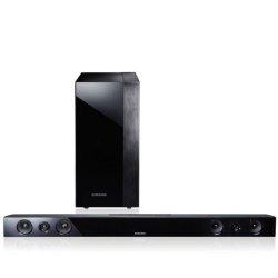 Samsung HW-F 450 2.1 Soundbar kabelloser Subwoofer für 119€ kostenloser Versand [idealo 139,89€]@ebay