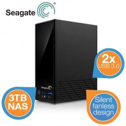 Seagate Business-Netzwerkspeicher 1-bay NAS mit 3TB HDD für 129,00 € zzgl. 5,95 € Versand (181,16 € Idealo) @iBOOD Extra
