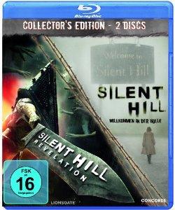 Silent Hill – Willkommen in der Hölle / Silent Hill: Revelation [Blu-ray] für 9,97€ [idealo 16,49€]@ Amazon