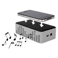 Smartphone Lautsprecher Touch Speaker, Onlineknüller im Netto Shop für nur 19,99 €uro