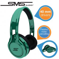 SMS Audio STREET by 50 On-Ear Kopfhörer für 79,95 €  (99,00 € Idealo) @iBOOD Extra