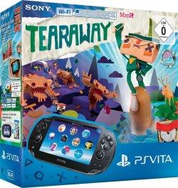 Sony PlayStation Vita Wi-Fi + Tearaway für 148,01 € (188,93 € Idealo) @Amazon