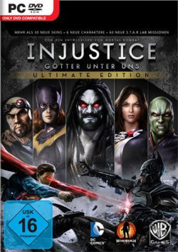 STEAM hat im Angebot Injustice: Gods Among Us Ultimate Edition PC für 6,99€ (Idealo: 10,99€)