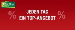 Täglich wechselndes Highlight Angebote ab 28.6 + 6 Gutscheine @Kaufhof