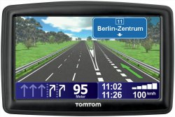 TomTom XXL IQ Routes Classic Central Europe Traffic Navi (5″ Display, 19 Länderkarten) für 94,90€ @amazone