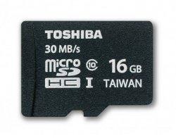 Toshiba SDHC 16GB Class 10 Speicherkarte für 7,99 € (11,93 € Idealo) @MeinPaket