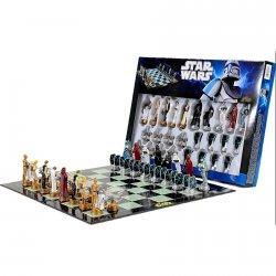 United Labels 0805343  Star Wars Schachspiel für 14,99 € durch Gutschein (27,93 € Idealo) @Elfen.de
