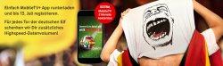Vodafone WM-Aktion: 100MB kostenlos pro Tor der deutschen National-Elf