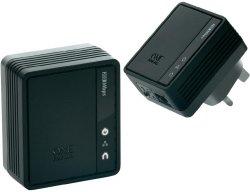 @voelkner.de bietet OneForAll Powerline Starter Kit SV 2010 200 MBit/s für 14,98€ (Idealo: 25,24 €)