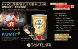 Warsteiner & GourmetStar Grillpaket für 39,99€@ Gourmetstar