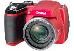Wieder Vorrätig ROLLEI Powerflex 210 HD rot bei @Mediamarkt für 66€ (Idealo: 89€)