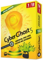WM Aktion CyberGhost SPECIAL EDITION VPN für 1 Jahr + 3 Freien Lizensen für 14€ @ store.cyberghostvpn