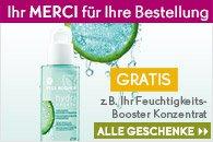 YVES ROCHER: Gratis Feuchtigkeits-Booster im Wert von 9,90 € + 2. Geschenk im Wert von bis zu 5 € (z.B. Shampoo, Taschenzerstäuber) + 70% im PRESALE + 2 Proben bei jeder Bestellung