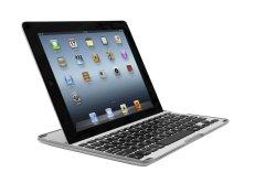 ZAGGkeys Pro Bluetooth Tastatur für iPad2-4 für 49,90 € (63,54 € Idealo) @Cyberport
