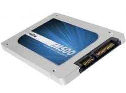 Crucial M500 2.5″ 120GB SSD-Festplatte durch Gutscheincode für nur 49,95€ bei Conrad