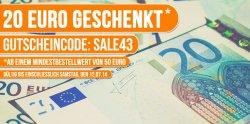 20 Euro Gutscheincode für alle Artikel bei Hoodboyz