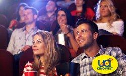 5 Kinogutscheine für alle 2D-Filme in der UCI KINO inklusive Überlänge für 28€ @GROUPON