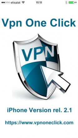 7 Jahre kostenloser VPN One Click Professional iOS/Android App@ iTunes