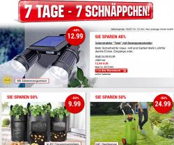 7 Tage 7 Schnäppchen @Weltbild z.B. Drucksprüher-Trolley für 24,99 € (44,95 € Idealo)