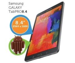 Das Samsung Galaxy TabPro 8.4″ Tablet mit 16GB Speicher, Android 4.4, Quad-Core…für nur 259,95€