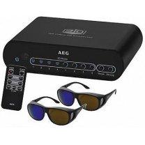 AEG 3D Video Konverter + 2 Brillen DVK für 3,29€ zzgl. Versandkosten [idealo 19,95€]@ Voelkner