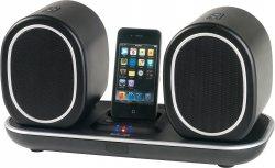 AEG MC 4447 IP Schnurloses Lautsprechersystem für Apple iPhone/iPod für 39,95 €  (73,90 € Idealo) @Amazon