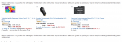 Amazon.fr Aktion Samsung Galaxy Tab S + Google Chromecast + Samsung Micro SDHC 32GB für 499€
