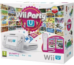 @amazon.it bietet Nintendo Wii U Konsole Party Pack inkl. Party U & Nintendo Land für ca.192€ (Idealo: 244€)