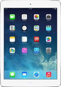 APPLE iPad Air 16 GB WIFI Silber für 379,00 € (417,90 € Idealo) @Saturn