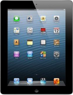 APPLE iPad mit Retina Display Wi-Fi 16GB schwarz für 299,00 € (338,95 € Idealo) @Saturn