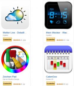 Android-Apps im Wert von über 100€ GRATIS @Amazon