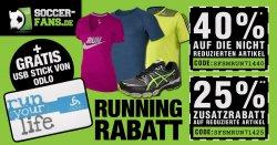 Asics Gel-Trail Lahar 5 für 59,99€ (+Versand) statt 99,99€ + USB Stick GRATIS ab 129€ @soccer-fans-shop.de