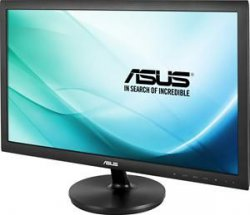 Asus VS247NR ~24 Zoll Full-HD LED-Monitor für nur 99€ bei computeruniverse.net [Idealo: 117€]