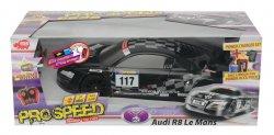 Audi R8 24H Nürburgring LeMansSeries mit 2-Kanal Funkfernsteuerung im Maßstab 1:10 für nur 29,25 Euro bei Amazon (statt 74,99 Euro bei Idealo)