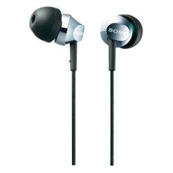 Sony MDR-EX 50 In-Ear Ohrhörer nur 14,95€ inc. Versand idealo: ab 19,29€ also 25% gespart @eBay