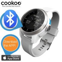 COOKOO Bluetooth Smartwatch 69,95 € zzgl. 5,95 € Versand (103,99 € Idealo) @iBOOD Extra