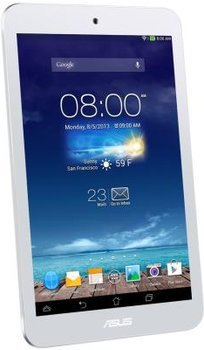 [nur Lokal @cyberport] ASUS MeMO Pad 8 weiß 8 Zoll Android Tablet IPS Display für 99€ (idealo: 144,80€)