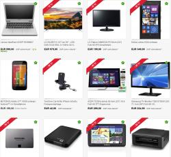 Cyberport Sale mit bis zu 50% Rabatt @eBay, z.B. den SONY Bravia KDL-32W655 für 369€ [Idealo: 379€]
