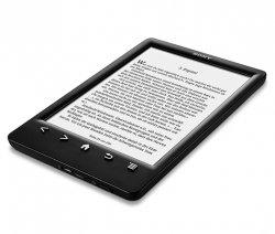 E-Book-Reader SONY PRS-T3S, schwarz für nur 59,96 € (inkl. 10€ Newsletter-Anmeldung Gutschein) statt 119 € @Tchibo