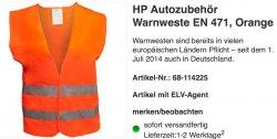 @elv.de: Dual DAB-/DAB+-/UKW-Radio S3 nur 69,95€ zzg. 4,95€ Versand (Idealo:79,90€) — Warnweste EN471 Norm nur 1,-€ Pflicht seit 1.7. für alle Fzg.Führer in Deutschland,