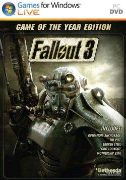 Fallout 3: GOTY Edition / 3,38€ @gamesplanet.com [idealo: 9,99€]