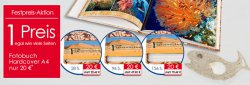 Fotobuch-Flat = egal wie viele Seiten = nur 20,-€